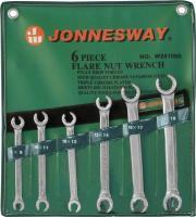Набор ключей гаечных разрезных в сумке, 8-19 мм, 6 предметов, код товара: 47328, артикул: W24106S