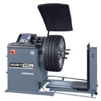 Балансировочный станок для колес грузовых автомобилей KraftWell (КНР) арт. KRW244E
