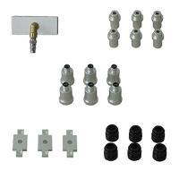 Набор адаптеров SFA602 для CNC 602, для форсунок с боковой подачей