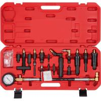 Компрессометр дизельный, 0-70 атм, комплект адаптеров MACTAK 120-12070C