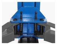 Подъемник двухстоечный г/п 4000 кг. электрогидравлический KraftWell арт. KRW4MU_blue #2