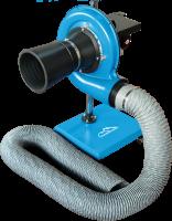 Вентилятор на штативе для вытяжки выхлопных газов (1900 м³/час) Trommelberg MFS-0,9