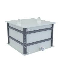 Емкость полипропиленовая для хранения электролита