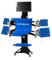 СТЕНД СХОД-РАЗВАЛ 3D модель четырехкамерный настенный NORDBERG C804-C
