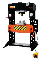 Пресс пневмо-гидравлический,100 тонн Bahco BH7100A