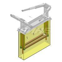 Фундаментная кассета (контейнер), JAB, TwinRam TR50S-L2300