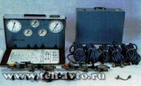 Стенд К-235М для диагностики пневматического привода тормозной системы грузового автотранспорта (КАМАЗ, ЗИЛ, МАЗ-543,547,537,БАЗ-593,5939, КрАЗ), автобусов